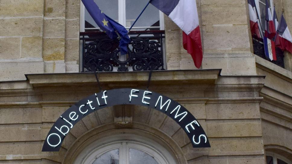 Objectif FEMMES 2019 à la Mairie du 9ème arrondissement