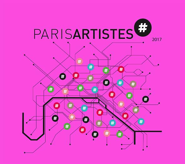 SOYEZ LES BIENVENUS A PARISARTISTES # du 6 au 8 OCTOBRE 2017 (appel à candidatures jusqu'au 30 avril 2017)
