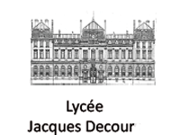 lycee jacques Decour