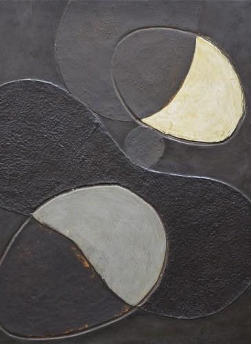Marielle Guégan Sans titre technique mixte 73x60 cm 2014_bd