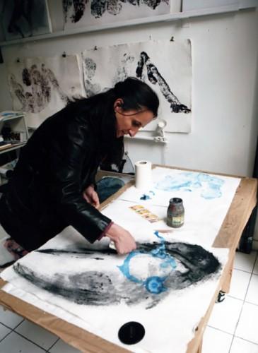 portrait dans atelier nina urlichs-BD
