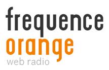 logo Freqence orange