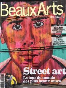 BEAUX ARTS MAGAZINE 05:2016