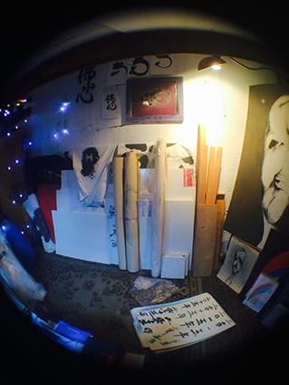 Chris Calvet Atelier 8-BD
