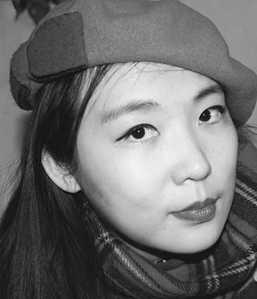 CHEN Yi dan noir blanc-BD