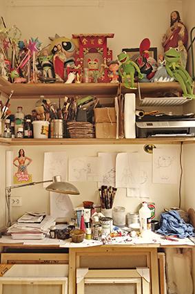 Atelier Jeremie BaldocchiC
