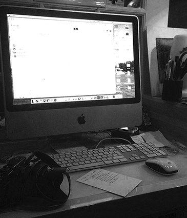 mon studio B