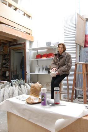 Mechthild Kalisky atelier