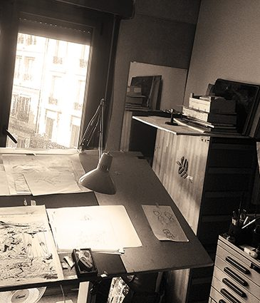 Atelier Pat Masioni NB-BD
