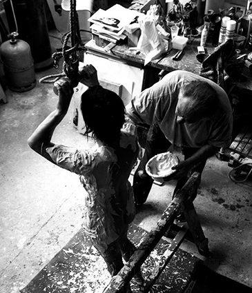 Myriam atelier-bd