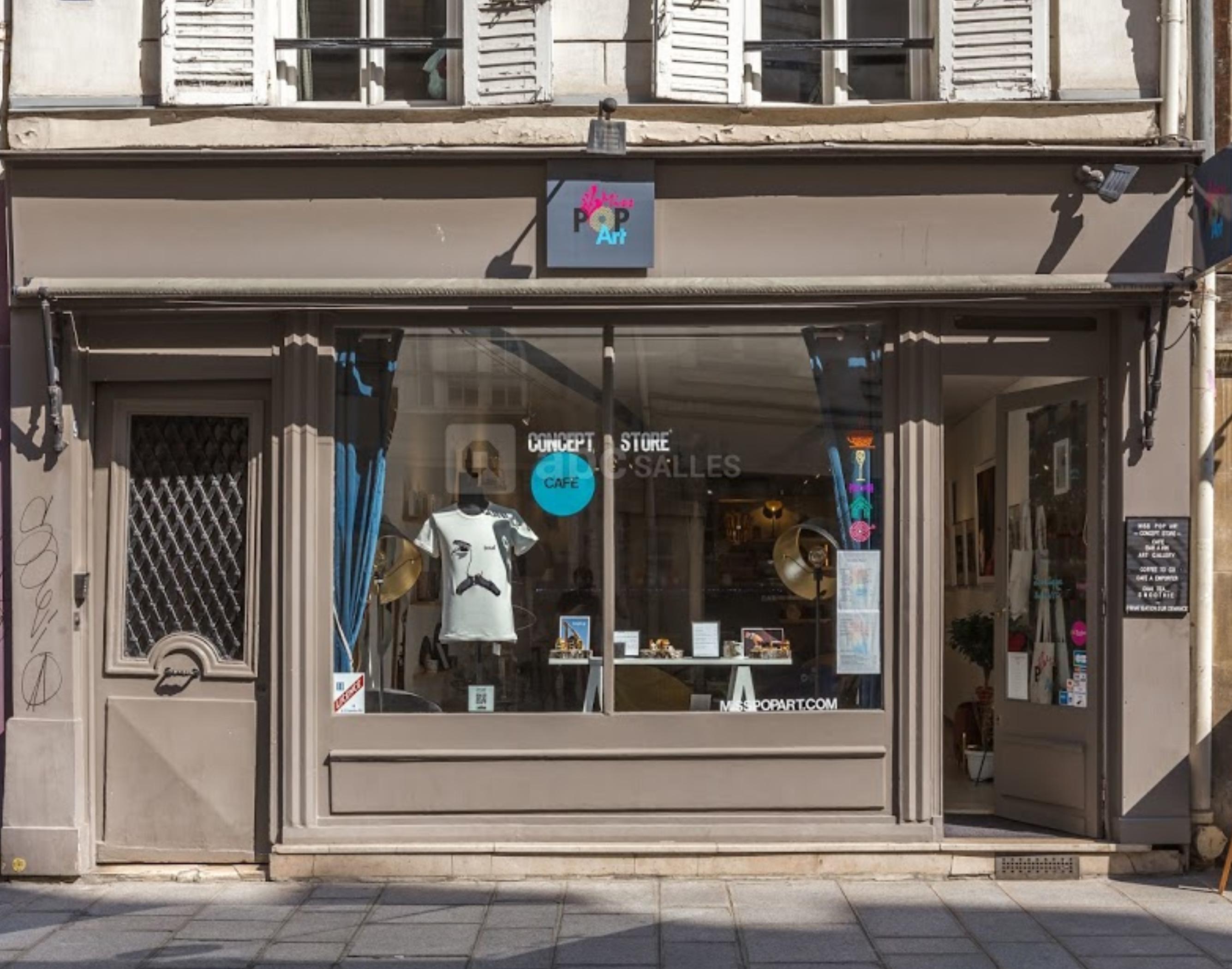 Concept Store Miss Pop Art