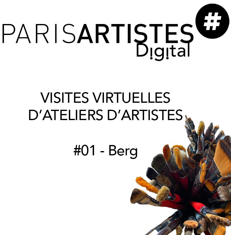 ATELIER D'ARTISTE : #01 – Berg