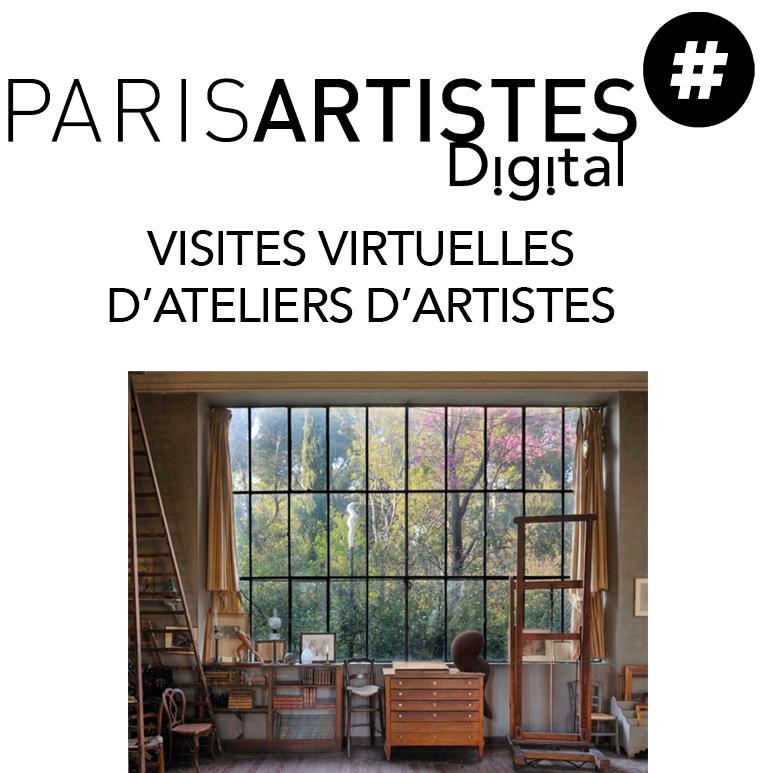 visite d'ateliers d'artistes
