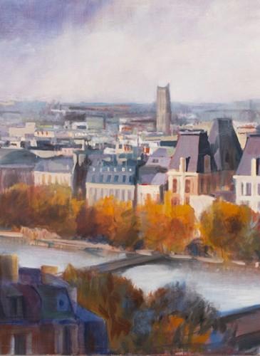 PARIS ARTISTES - DE MARLIAVE