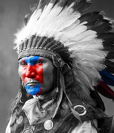 Louie fils de Sitting Bull_julesviera_PA2016-bd