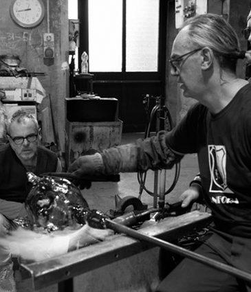 Atelier-Fornace ANFORA Murano-Veneziabd