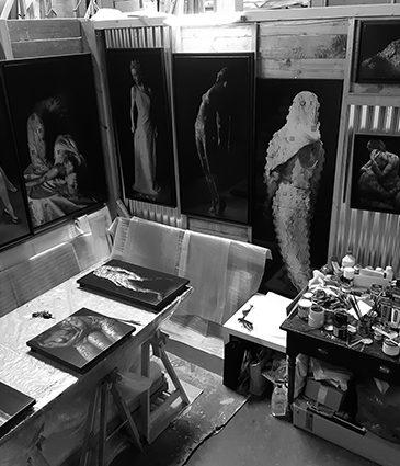 Vue d'atelier Georges Dumas mai 2019-nb